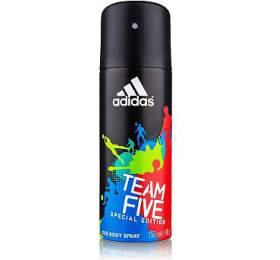 Adidas Team Five, 150 ml