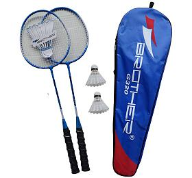 BROTHER G320 Sada badmintonové pálky +košíček
