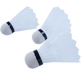 ACRA GCS3 košíčky badmintonové 3ks