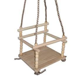 ACRA HP1 Dětská dřevěná houpačka