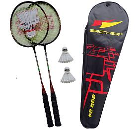 BROTHER GBR24 Badmintonová sada kvalitní