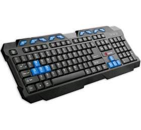 C-Tech GMK-102-B, CZ/SK - černá/modrá