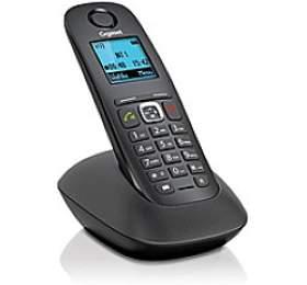 Domácí telefon Siemens Gigaset A540 - černý