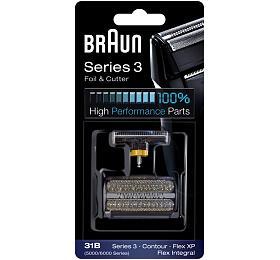Braun CombiPack 31B, černý