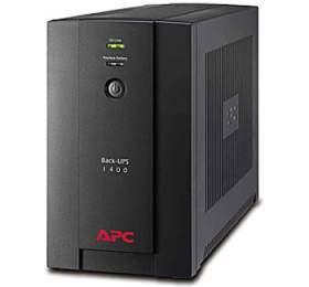 APC Back-UPS 1400VA, 230V, AVR, klasické zásuvky