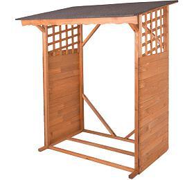 Přístřešek na dřevo Rojaplast