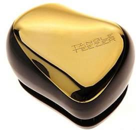 Kartáč na vlasy Tangle Teezer Compact Styler, černo/zlaty