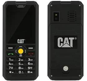 Mobilní telefon Caterpillar B30 DualSIM -černý