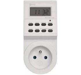 Časovač –digitální spínací zásuvka TS-EF1