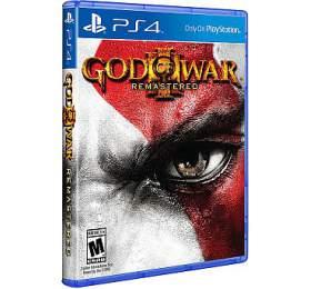 Sony PlayStation 4 God of War III Remastered