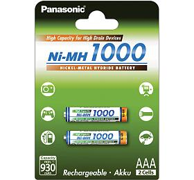 Panasonic 4HGAE/2BE AAA 2x 1000