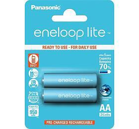 Panasonic 3LCCE/2BE ENELOOP LITE AA 2x HR6