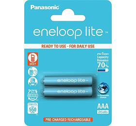Panasonic 4LCCE/2BE ENELOOP LITE AAA
