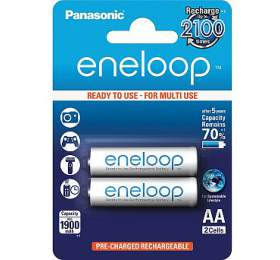 Panasonic HR6 AA3HCDE/2BE ENELOOP PRO