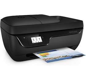 Tiskárna multifunkční HP Deskjet 3835 A4, 8str./min, 6str./min, manuální duplex, WF, USB - černá