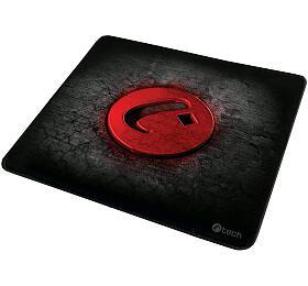 C-Tech ANTHEA, 32 x 27 cm - černá/červená