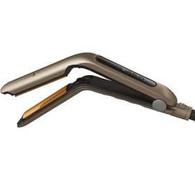 Concept VZ1420 Žehlička na vlasy pro velký objem Argan a Keratin GOLDEN CARE