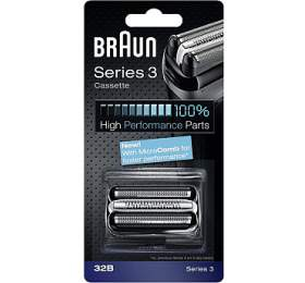 Braun Series3 -32B Micro comb