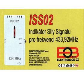 ELEKTROBOCK Indikátor síly signálu pro frekvenci 433,92MHz ISS02 Elektrobock