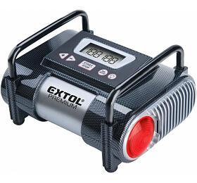 EXTOL Premium doauta, sLCD asvětlem CC140