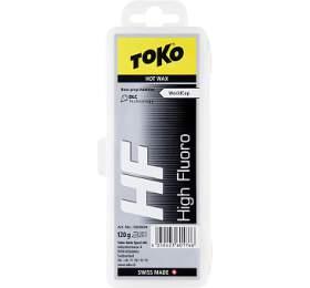 Toko skluzný vosk HF Hot Wax Black 120 g 2018-2019