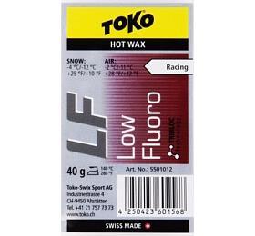 Toko skluzný vosk LF Hot Wax Red 40 g 2017-2018
