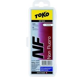 Toko skluzný vosk NF Hot Wax Red 120 g 2018-2019