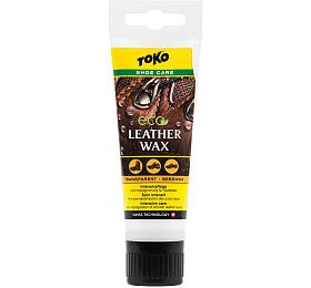 Toko Leather Wax Transparent - Beeswax 75ml 2018-2019