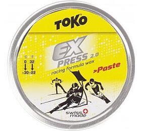 Toko skluzný vosk Express Racing Paste 50gr 50 g 2018-2019