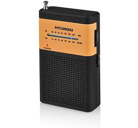Hyundai PPR 310 BO, černý/oranžový