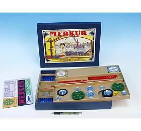 Stavebnice MERKUR Classic C04 183 modelů vkrabici 35,5x27,5x5cm