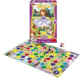 Princezna Sofia společenská hra vkrabici 20x30x6cm
