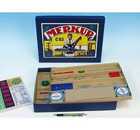 Stavebnice MERKUR Classic C03 141 modelů vkrabici 35,5x27,5x5cm