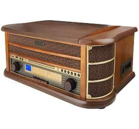Hyundai RTCC 513 RIP O RETRO, FM, ořech