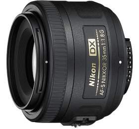 Nikon 35mm F1.8G AF-S DXNIKKOR