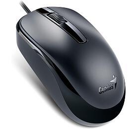 Genius DX-120 /optická /3 tlačítka /1200dpi -černá