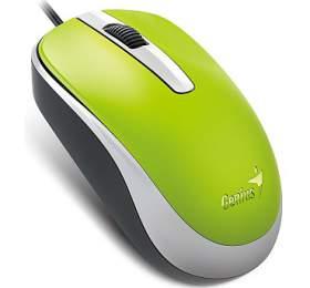 Genius DX-120 /optická /3 tlačítka /1200dpi -zelená