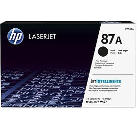 Toner HPCF287A laserjet -černý