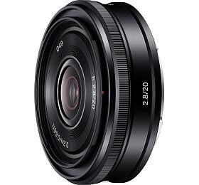 SEL 20F28 širokoúhlý objektiv 20mm Sony