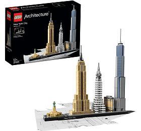 Stavebnice LEGO® ARCHITECTURE 21028 New York City