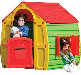 Buddy toys BOT 1010 Domeček MAGICAL čer.
