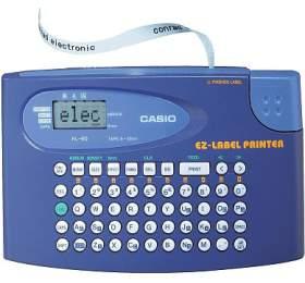 KL 60 Tiskárna štítků CASIO