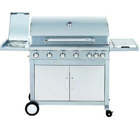 G21 Mexico BBQ Premium line, 7hořáků +redukční ventil