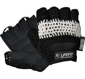 Lifefit Knit, vel. XL - černá/bílá