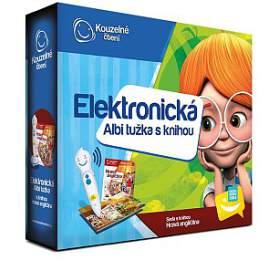 Albi Elektronická tužka +Hravá angličtina