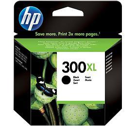 Inkoustová náplň HPNo. 300XL, 12ml, 600 stran originální -černá