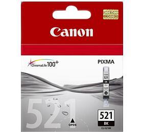 Canon CLI-521Bk, 665 stran, originální - černá