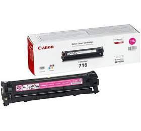 Canon CRG-716M, 1,5K stran originální -červený