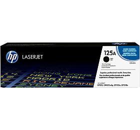 Toner HP CB540A, 2,2K stran originální - černý