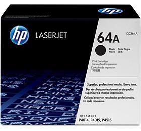 HP 64A, 10000 stran originální -černý